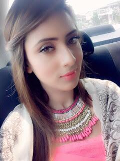 Bidya Sinha Saha Mim Cute In Car