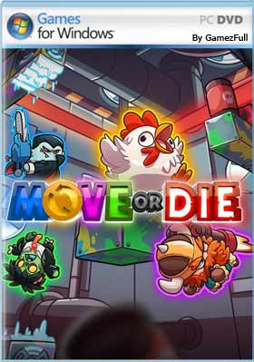 Descarga Move or Die pc mega y google drive /