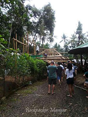 Manfaat bambu sebagai konstruksi banguna