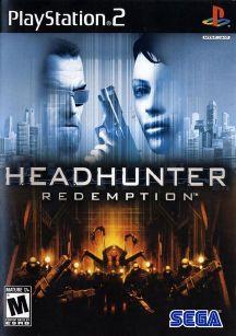 Head Hunter Redemption PS2 Torrent