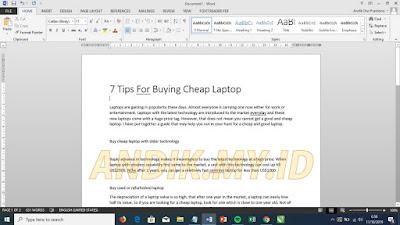 tutorial, microsoft office, microsoft word, word to pdf