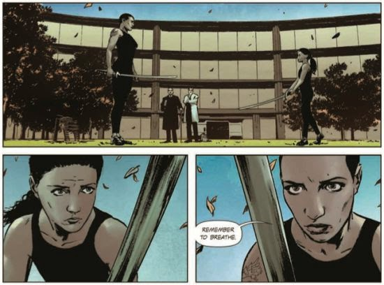 Lazarus Rises to be Another Great Comic from Rucka and Co