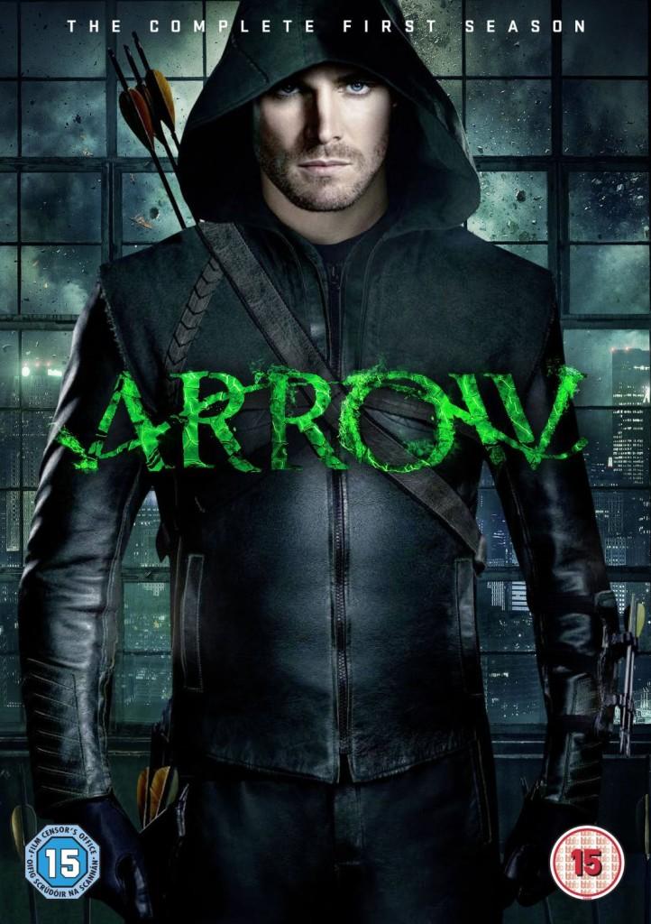 Arrow season 1 (2012)