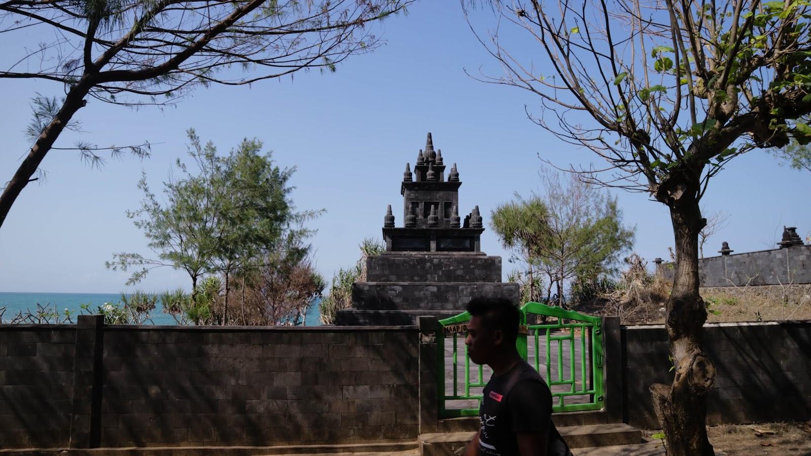 Pantai Ngobaran Pantai Yogyakarta Rasa Suasana Bali Merdeka Tour Travel Pati