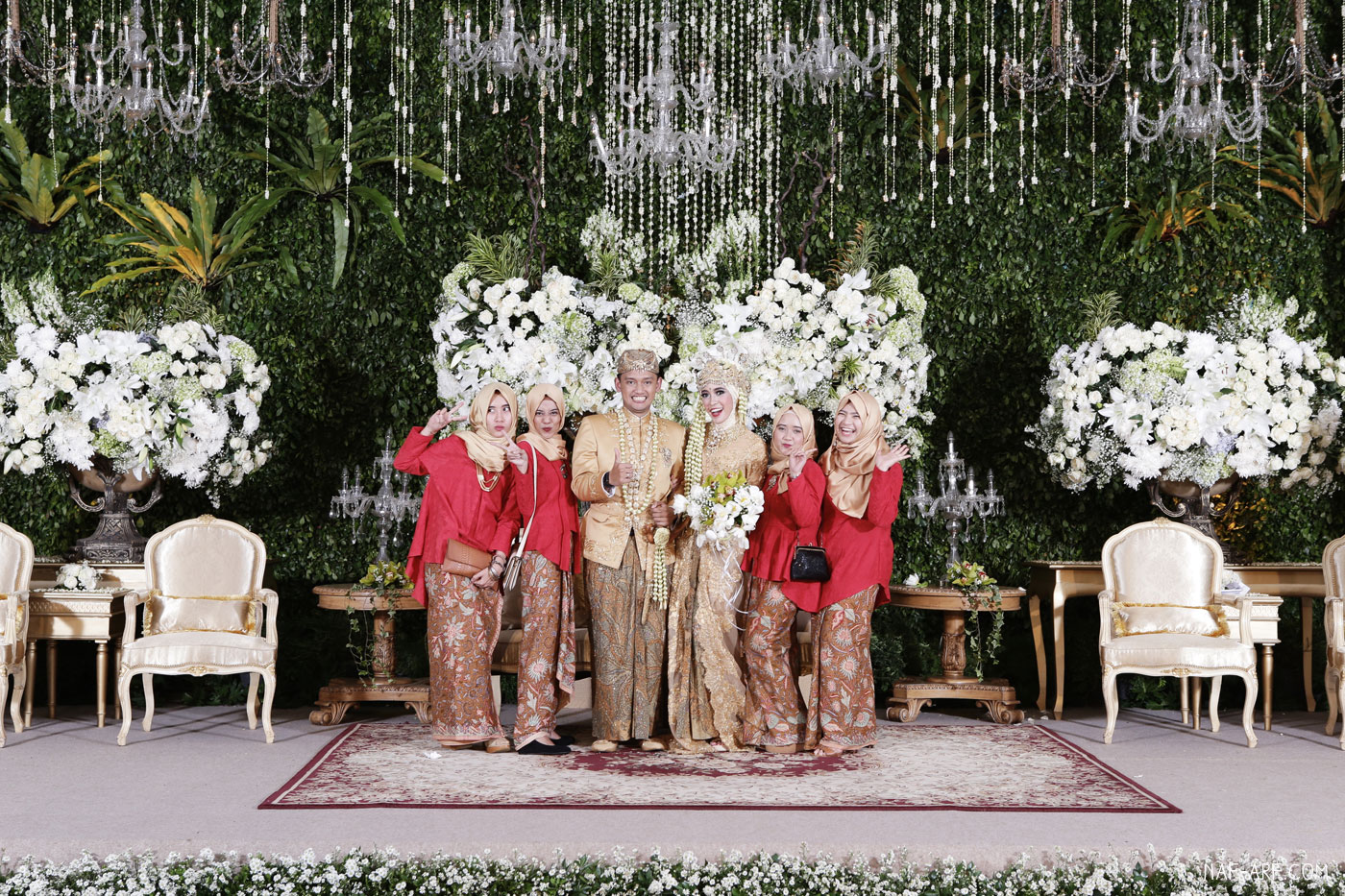Arfi & Nafisah Wedding