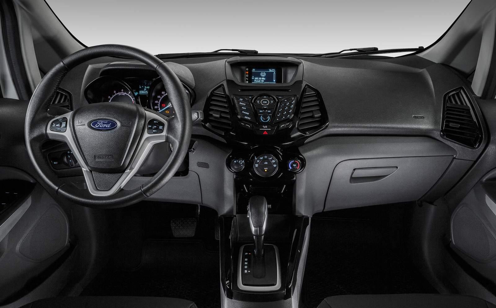 Ford EcoSport 2017 Powershift - preço