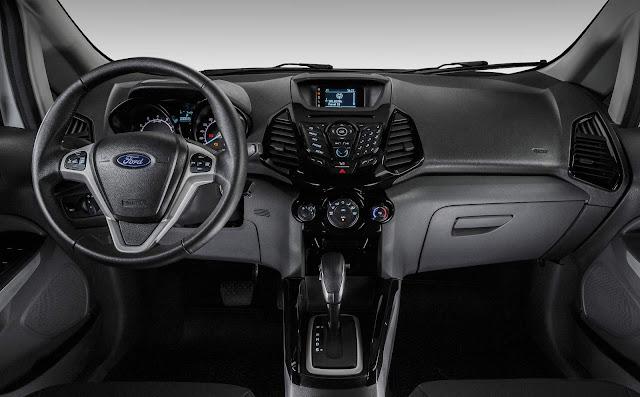 Ford EcoSport taxa zero