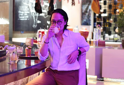 Food & Drinks - Peruvian Nights at Waterside Solaire