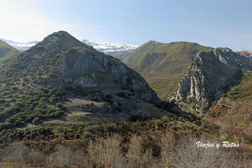 Valle del Silencio, León