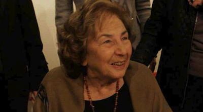 Eφυγε από τη ζωή η συγγραφέας Άλκη Ζέη