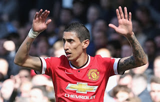 Paris Saint-Germain set to sign Angel di Maria