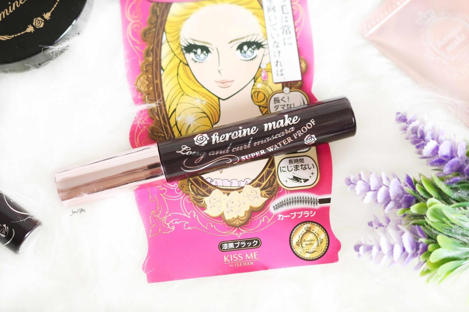 makeup, drugstore, makeup murah, review, beauty, beauty blog indonesia, makeup pemula, makeup untuk pemula, makeup murah indo, mascara, heroine make