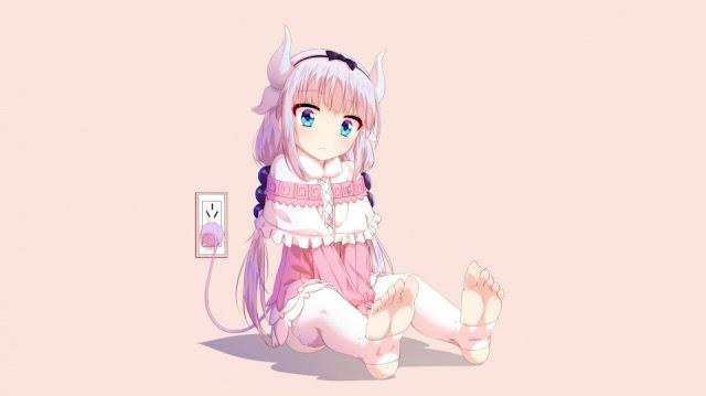 kanna miss kobayashi's dragon maid