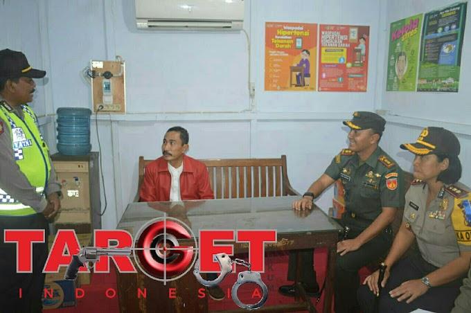 Dandim 0718 Pati Bersama Forkompinda Cek Pos Pengamanan Lebaran  di Sepanjang Pantura Pati
