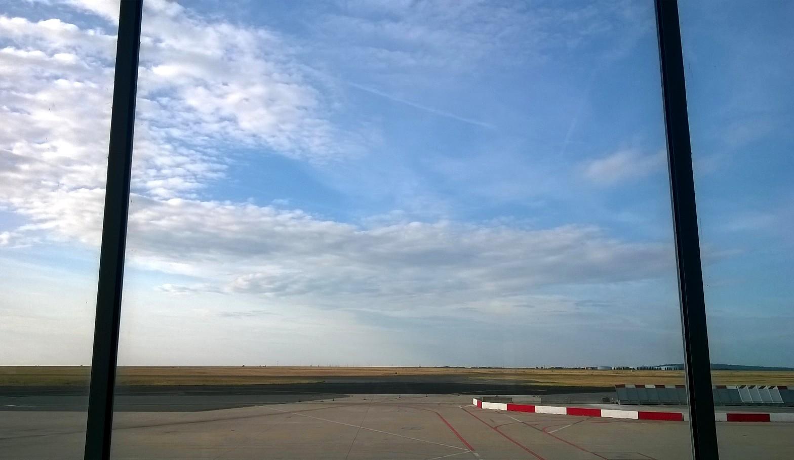 aeroport voyage svalbard