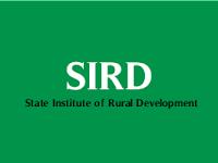 State Institute of Rural Development (SIRD)