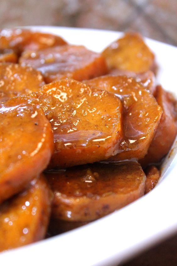 Candied yams are a huge part of southern cuisine. Check out how easy it is to make these soul food yams today