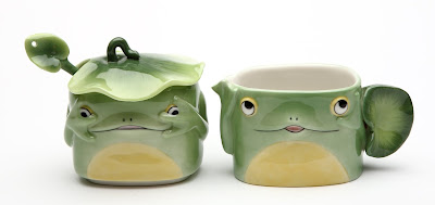 Creative and Cool Sugar and Creamer Sets (15) 2