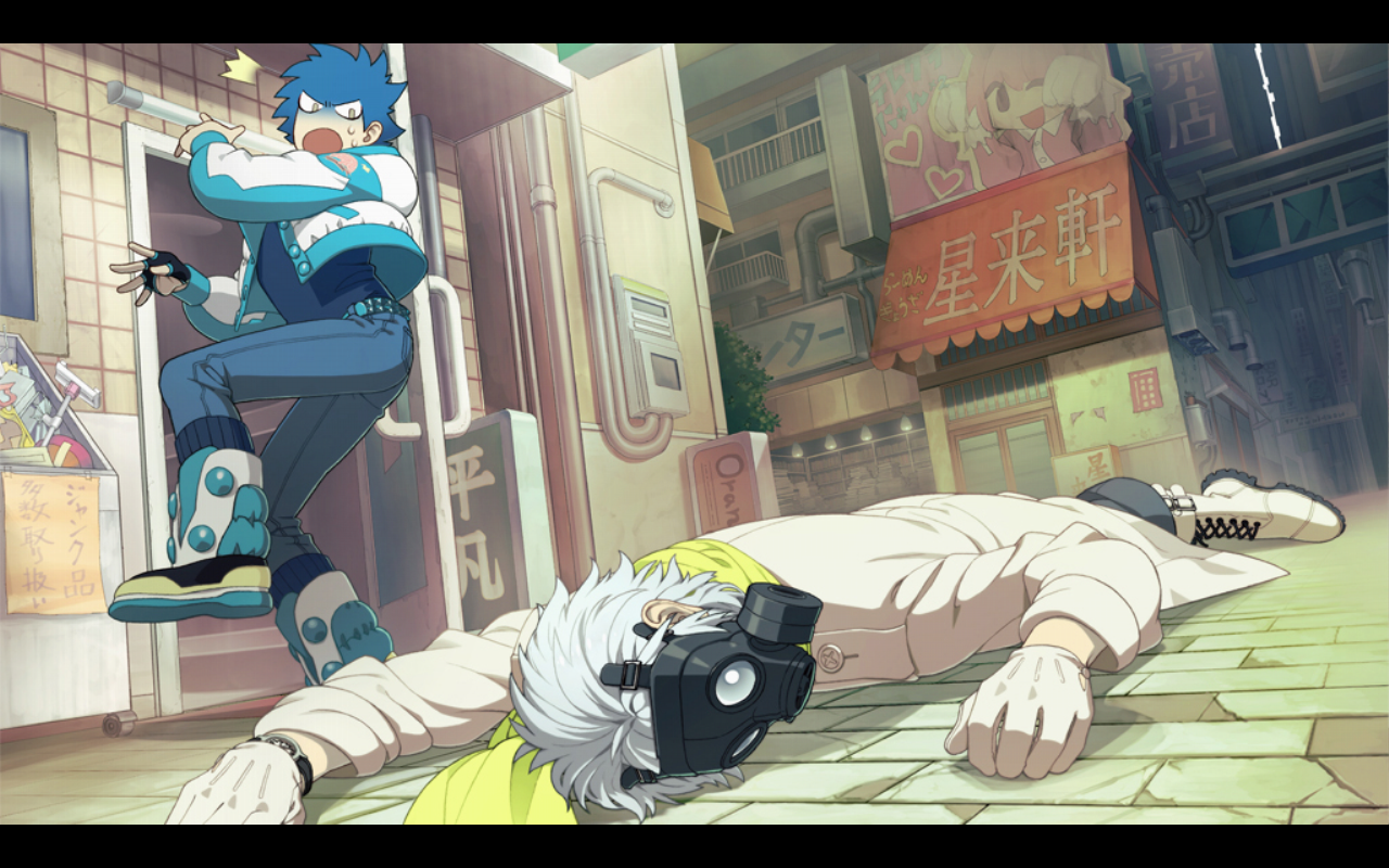 DRAMATIQUE: DMMd - Clear's Route
