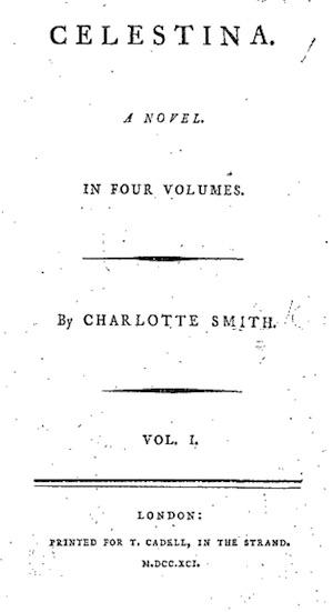 Celestina title page