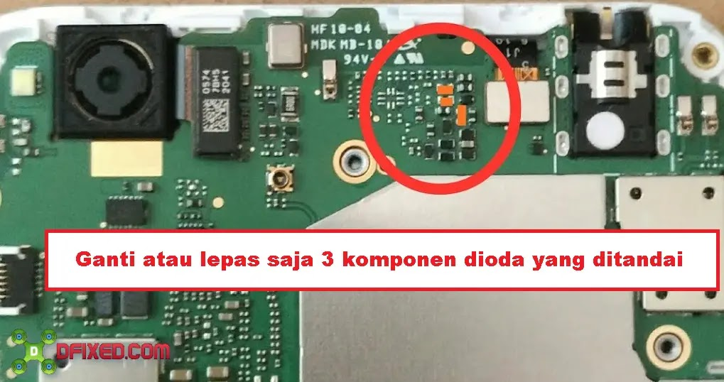 solusi kerusakan headset mode xiaomi redmi 5a riva
