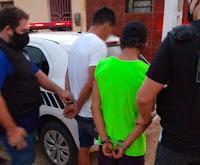 Dupla é presa suspeita de torturar pessoas que descumpriram isolamento em Nova Floresta