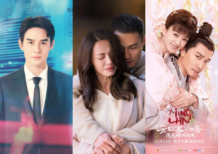 [C-Drama]: Daylight Entertainment Wins Big in Last Night's 2019 Magnolia Awards
