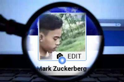 mengapa foto profil orang lain berubah foto kita facebook