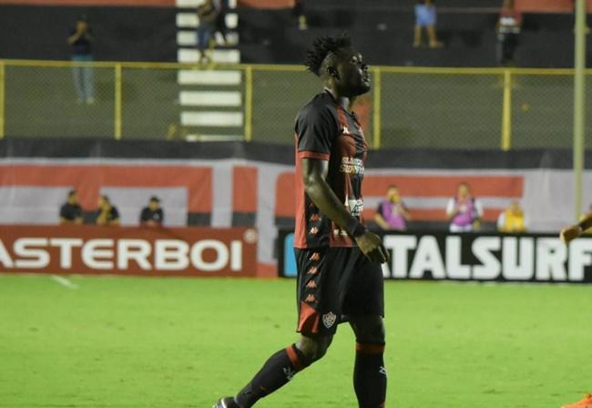 Jordy Caicedo do Vitória