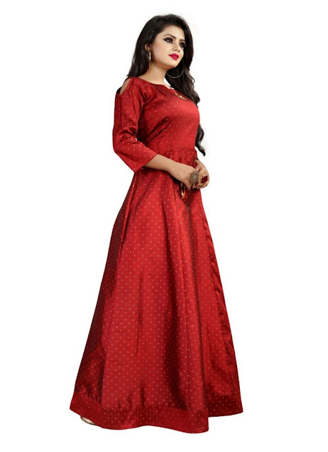 Latest Fashion Long Kurti Dress