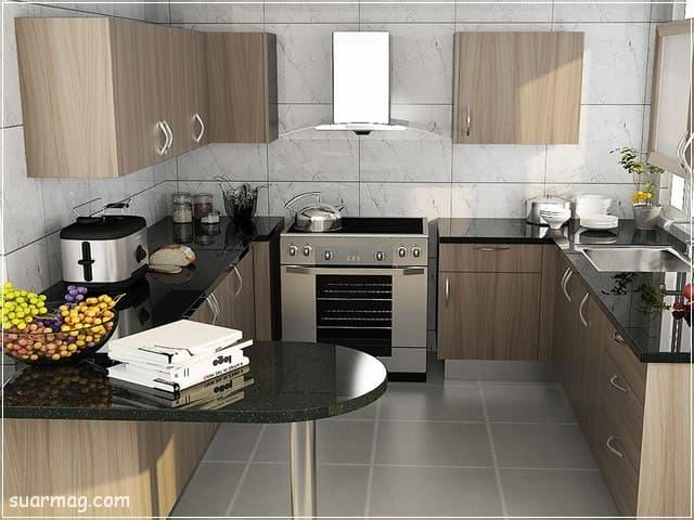 مطابخ امريكانى مفتوح على الريسبشن 16   American kitchens Opened To Reception 16