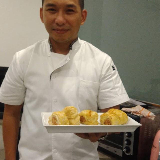 Seharian Bersama Chef Andre Oda, Belajar Membuat Masakan Sehat