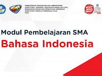 Modul Bahasa Indonesia SMA Kelas XII Tahun 2020 : Direktorat SMA