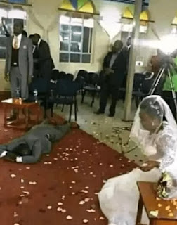 Man finds out on his wedding day that his bride has four children