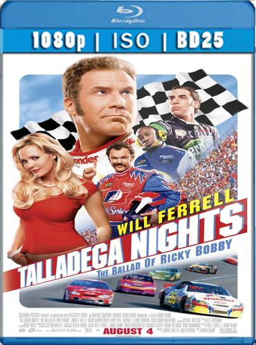 Talladega Nights (2006) Latino [BD25] [1080p] [GoogleDrive] TeslavoHD