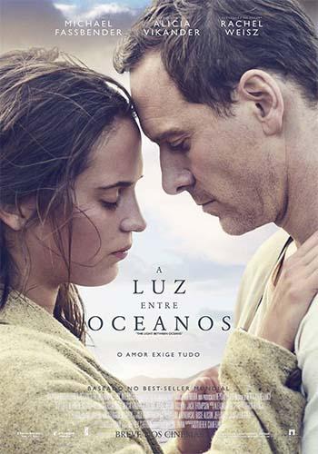 A Luz Entre Oceanos Torrent – BluRay 720p/1080p Dual Áudio