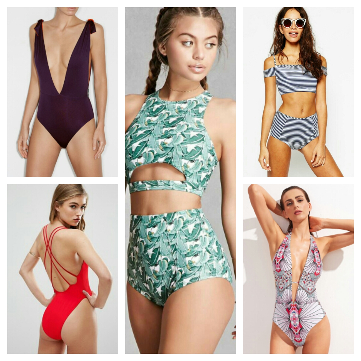 El blog de lauritina moda ba o 2017 - Moda bano ...