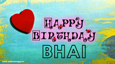 happy birthday bhai image