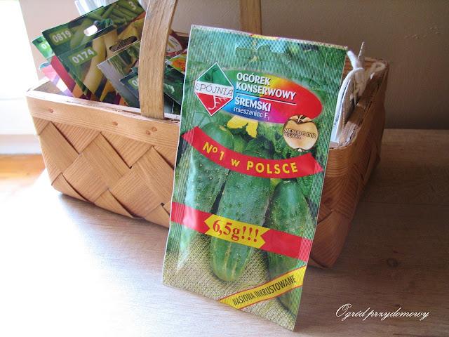 zaprawianie nasion, ogród za grosze, zaprawiane nasiona, zaprawianie chemią, otoczakowanie nasion, ogród przydomowy