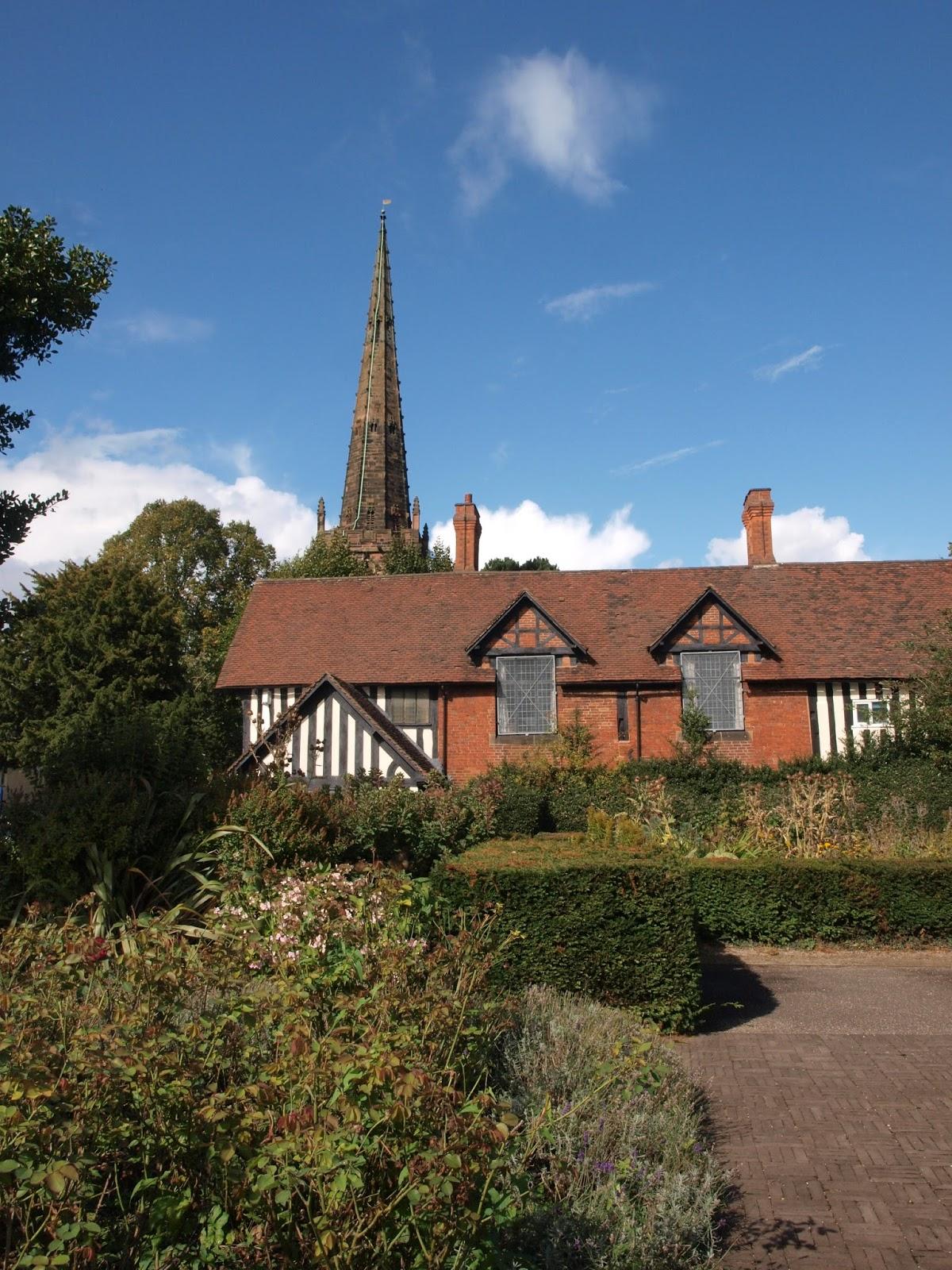 Ragged Robin\'s Nature Notes: St Edburgha\'s Church