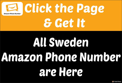 Amazon Phone Number Sweden | Get All Sweden Amazon Customer Care Number are Here
