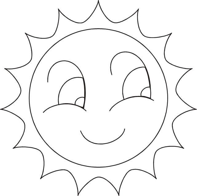 Открытки открытки, шаблоны солнышко для вырезания из бумаги