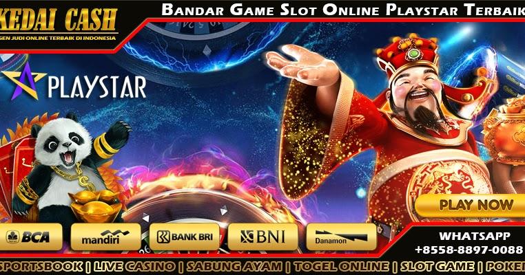 Bandar Game Slot Online Playstar Terbaik - Kedai Artikel Judi