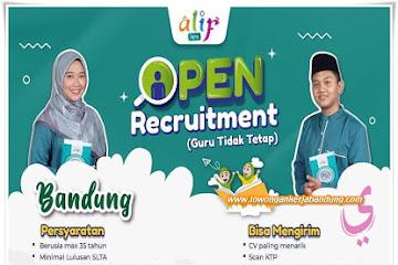 Lowongan Kerja Guru Alifiqra Bandung