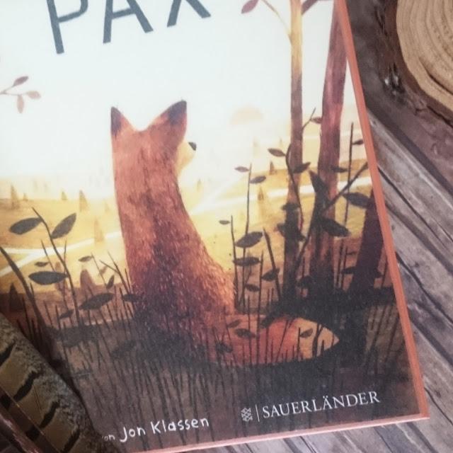 [Books] Sara Pennypacker - Mein Freund Pax
