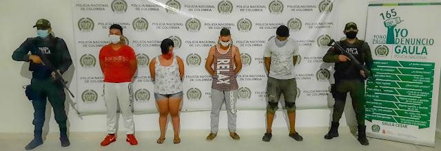 hoyennoticia.com, Desmantelada banda de extorsionistas 'Los Nevados'