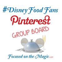 Disney  Food  Fan  Pinterest  Board