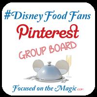 Disney  Food  Fan  Pinterest  Board