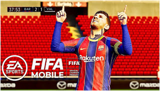 Download FIFA 14 MOD FIFA 21 Android Offline V1.0 Best Graphics Camera PS5 Fixed Manager Mode Kits & Full Transfer