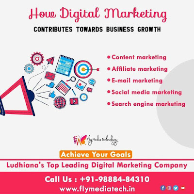 Top Leading Digital Marketing Company in Punjab
